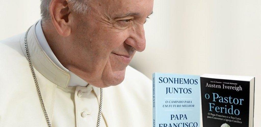 Apresentacao de livros - Papa Francisco